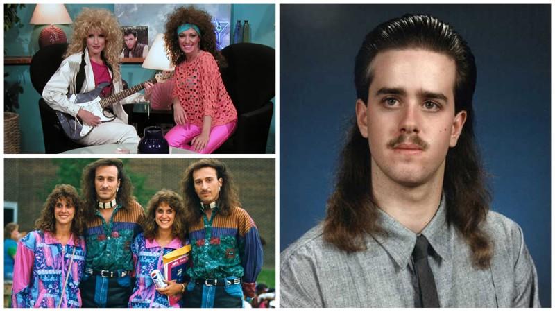 Весёлая мода 1980-х
