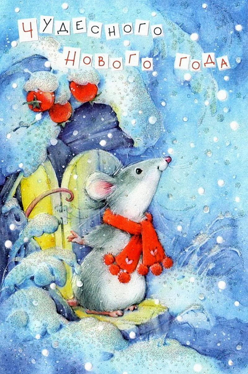 С чудесным днем новым годом