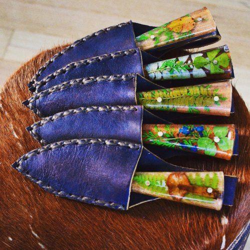 Удивительные ножи ручной работы