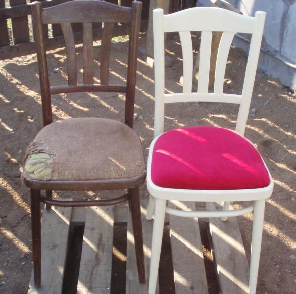 Подари новую жизнь старым стульям! 15 потрясающих идей для переделки