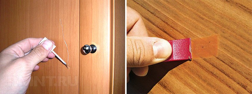 Ремонт межкомнатных дверей своими рук