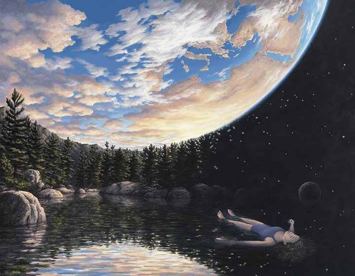 оптические иллюзии от роба гонсалеса (6)