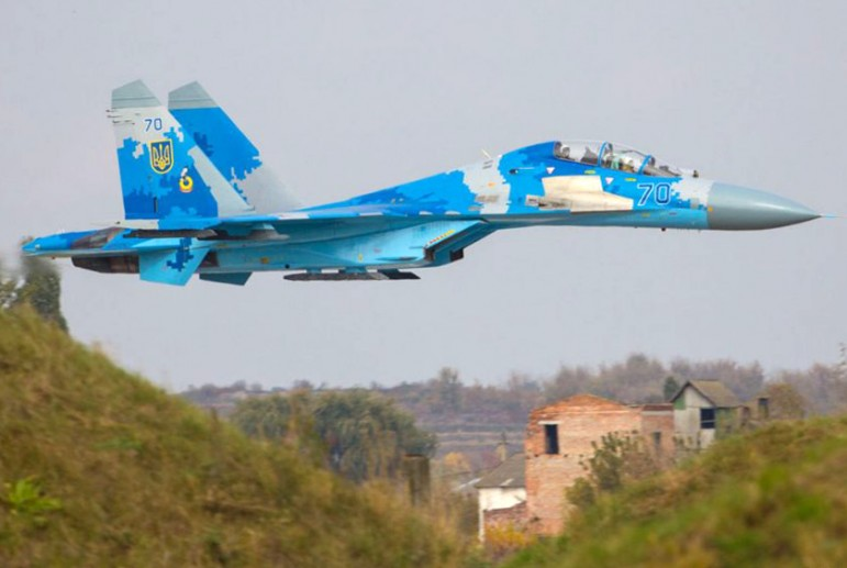 Катастрофа Су-27. Почему пил…