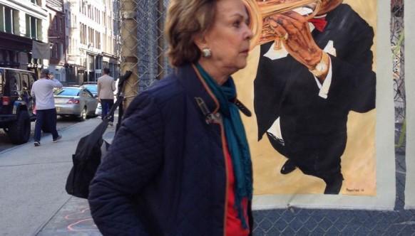 Жизнь на улицах Нью-Йорка в объективе iPhone