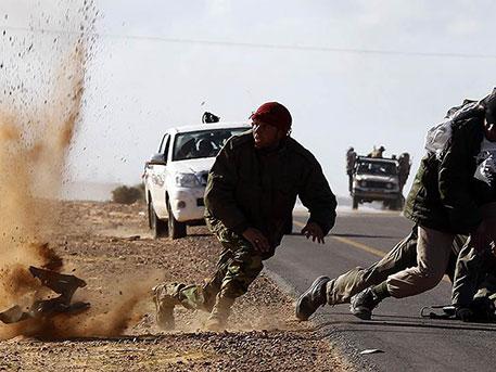 Русский «Вампир» в руках сирийской армии наводит ужас на боевиков ИГИЛ