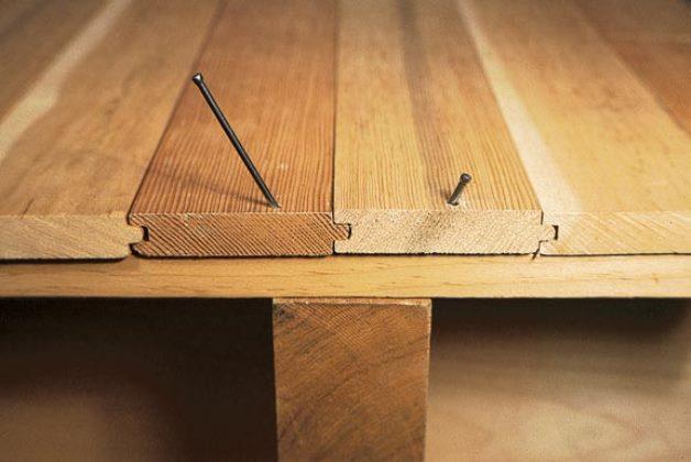 Трудности укладки плитки на деревянный пол Наши дома