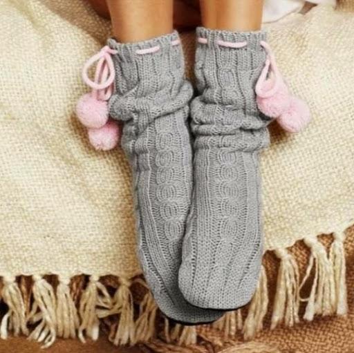 Как рассчитать количество петель для вязания носков