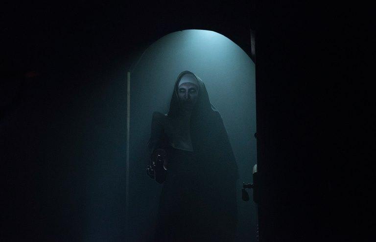 Фильм ужасов «Проклятие мона…