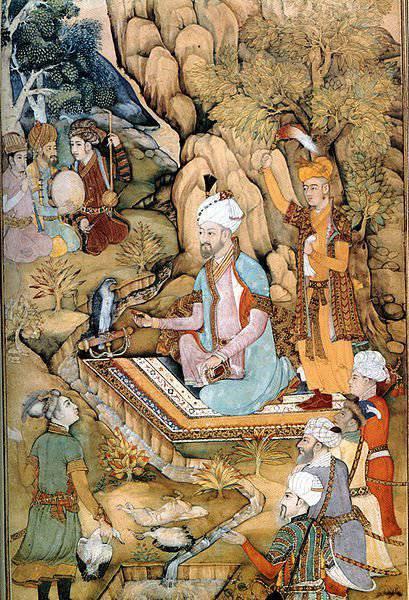 14 февраля 1483 года родился Бабур-Тигр, великий завоеватель Индии