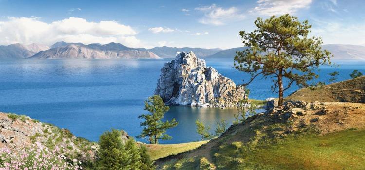 Самые глубокие российские озера (10 фото)