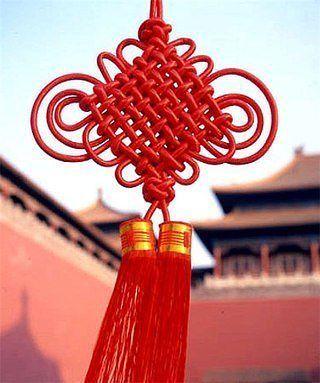 Китайский узел счастья