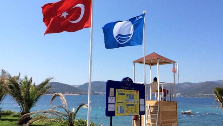 Пляжи Турции с «голубыми флагами»