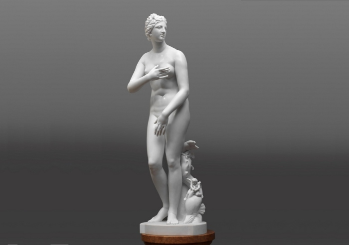 Венера Медичи - конкурентка Венеры Милосской.