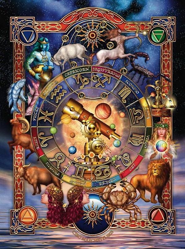 Астрология медицины.  Влияние планет на здоровье человека