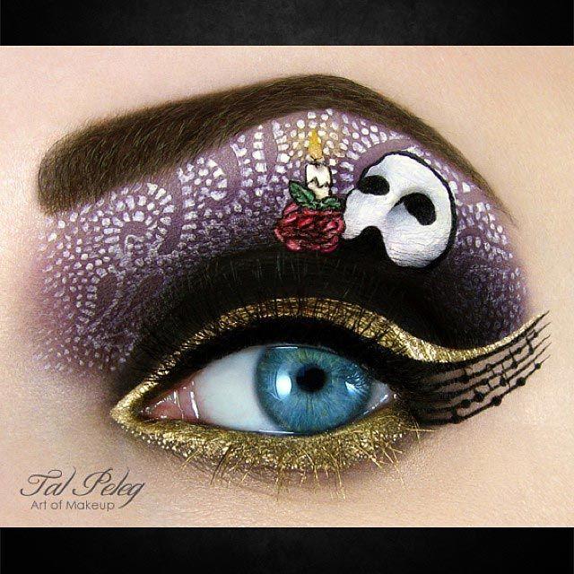 Фантастический макияж