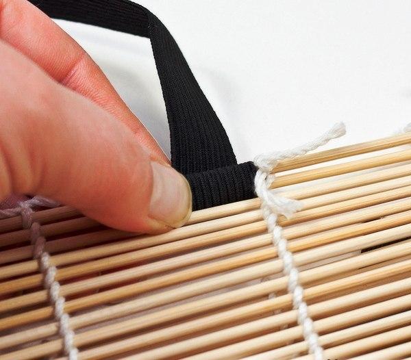 Бамбуковый «чехол» для кисточек
