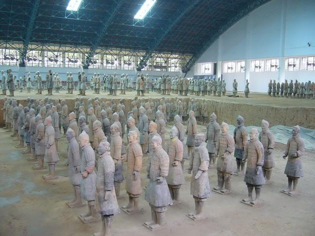 Терракотовая Армия | Мир путешествий