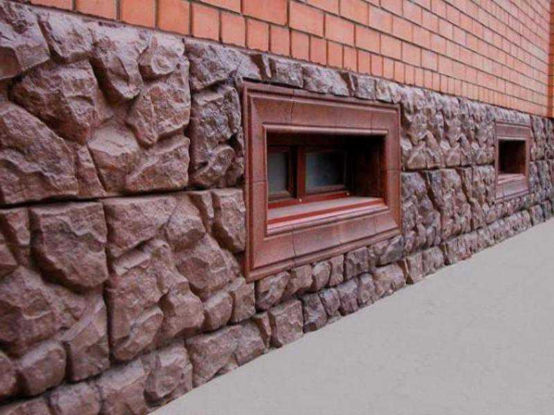 Фасад из декоративного камня своими руками 47
