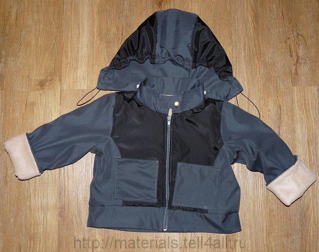 Шьем куртку мастер класс сделай сам #13