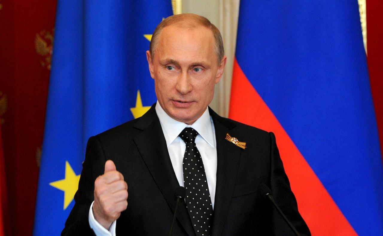 Крысиный король и крысолов Путин