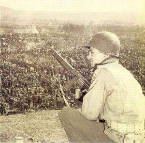 Американские Освенцимы уничтожили 1 млн. немцев