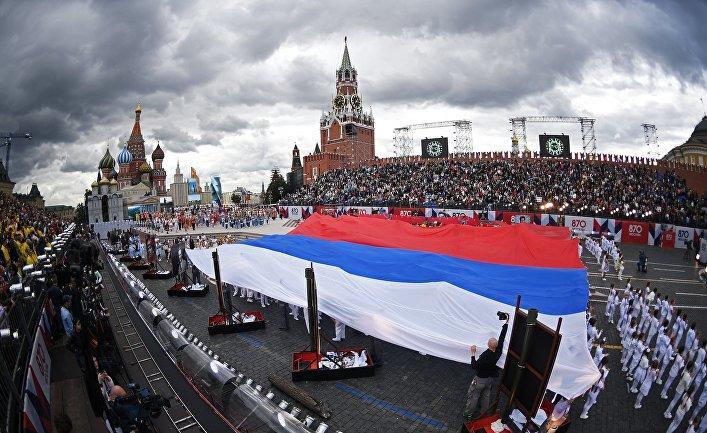 Горжусь: немцы назвали Россию страной мечты