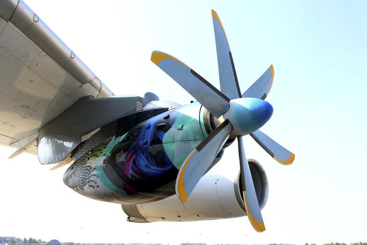 В ЛИИ им. М.М.Громова начался второй этап летных испытаний двигателя ТВ7-117СТ
