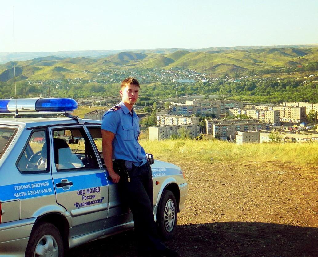 Интервью Данилы Максудова: полицейский, который спасал  людей под Оренбургом