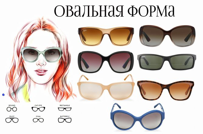 Известные бренды солнцезащитных очков интернет магазин