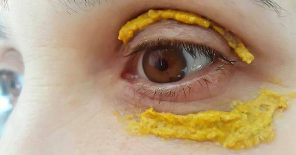 Она сделала этот компресс, чтобы избавиться от воспаления глаз… Средство, способное вернуть зрение.