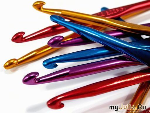 Основы вязания крючком для начинающих