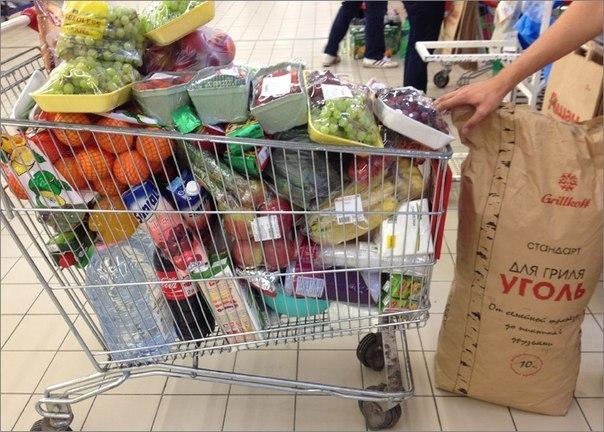 Как можно сэкономить, отправляясь за продуктами