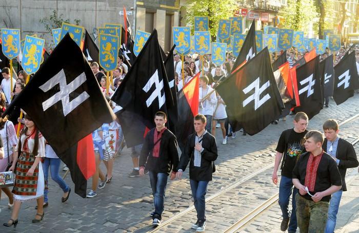 Украинские каратели устроили «Майдан» в эстонской больнице