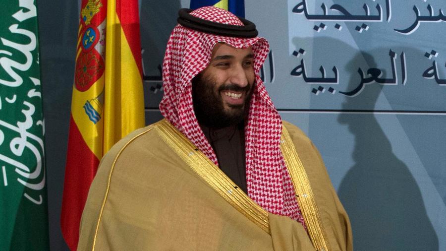 Саудовская Аравия на пороге революции