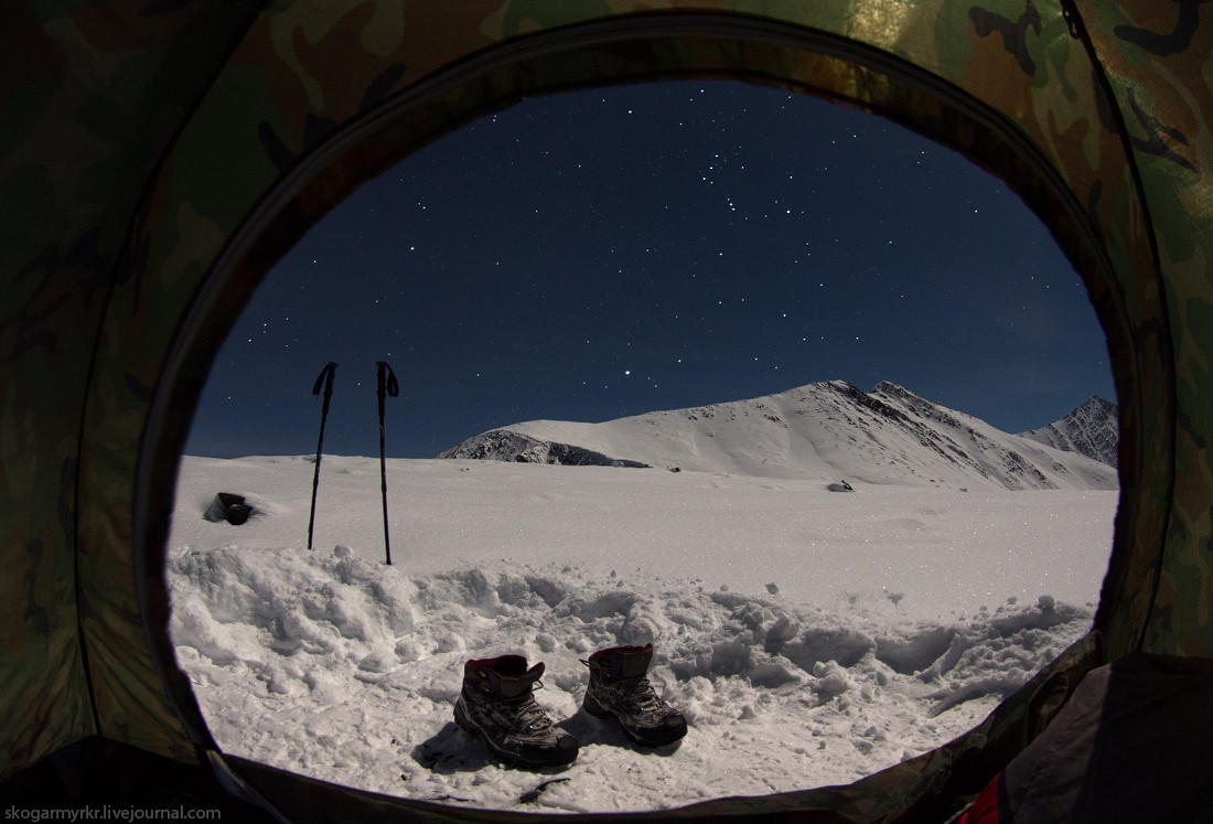 День затерянного в горах Алтая