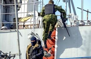Как неизвестный «спецназ ГРУ» лишил Украину флота