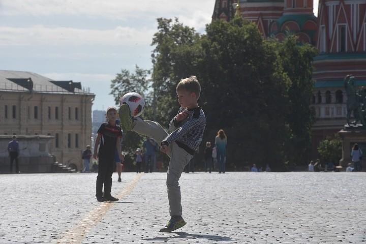 Погода в Москве на 16 июля 2018 года: воздух в столице прогреется до +31 градуса