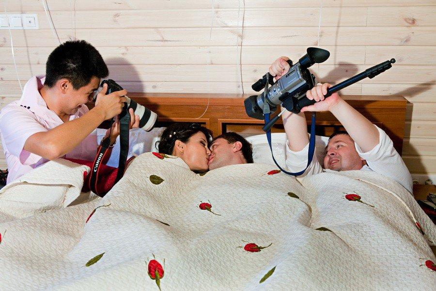 Что делают после свадьбы