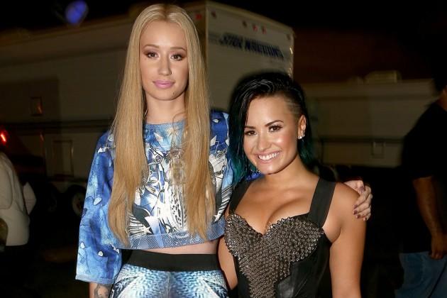Iggy Azalea Wants to Collaborate With Demi Lovato