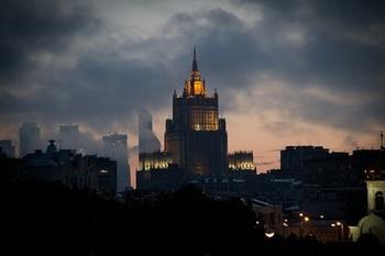 МИД России прокомментировал столкновения в центре Киева