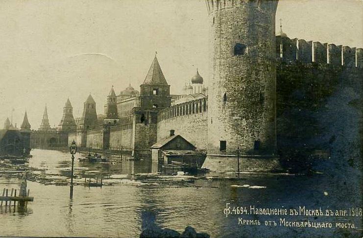 Какую опасность таит в себе Москва-река