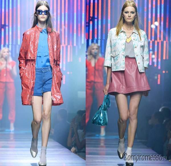 Модные весенние куртки и жакеты
