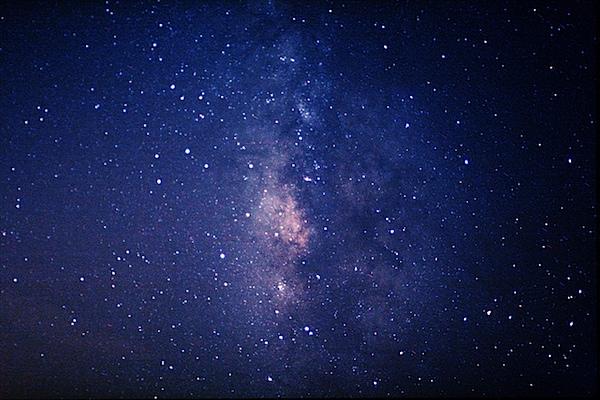 Как снимать ночное небо