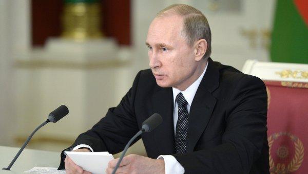 Путин: главные параметры оборонзаказа сохранены