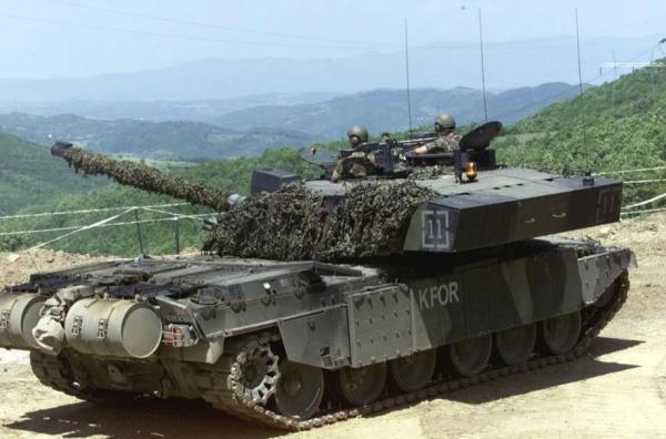 Британский Challenger 2 против советского оружия: Ирак