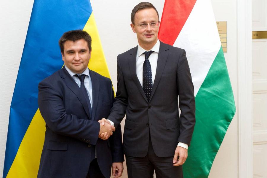 Венгрия не претендует на украинское Закарпатье