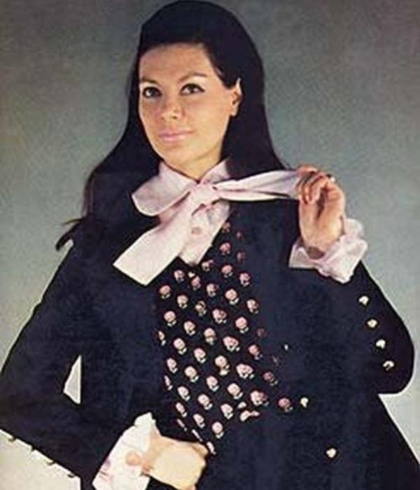 Регина Збарская, первая красавица СССР