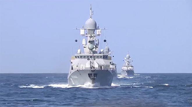 Путин прокомментировал слова США о пусках ракет из Каспийского моря