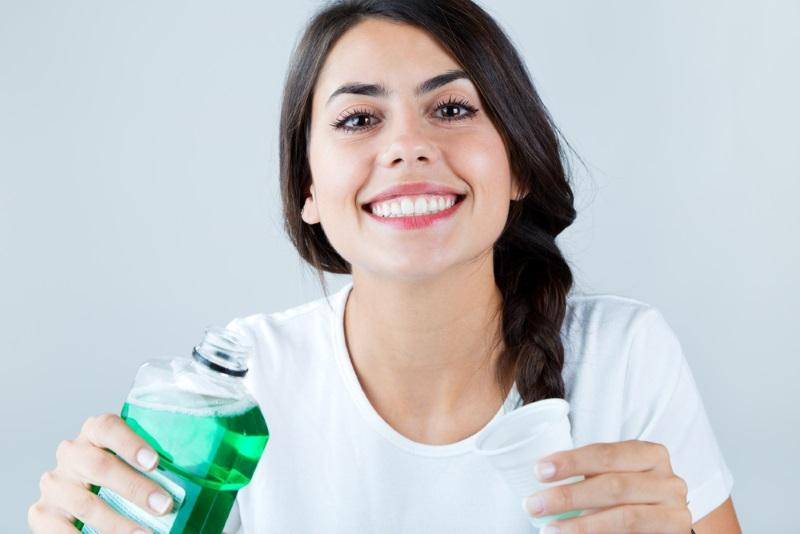 как убрать запах изо рта после еды
