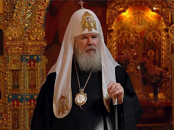 """Патриарх Алексий II: """"Всё человеческое закончится ничем..."""""""